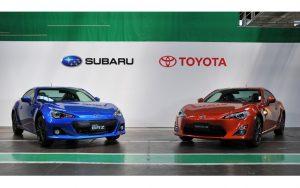 Subaru BRZ / Toyota 86
